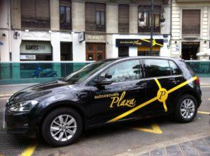 Carnet de coche Valencia