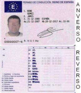 nuevas fechas DGT Covid19 - carnet de conducir