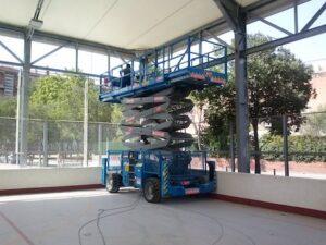 Curso operador de plataformas elevadoras Valencia